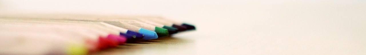 pens, colorful, colored pencils